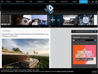 Journal du Design : Architecture