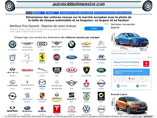 automobiledimension.com