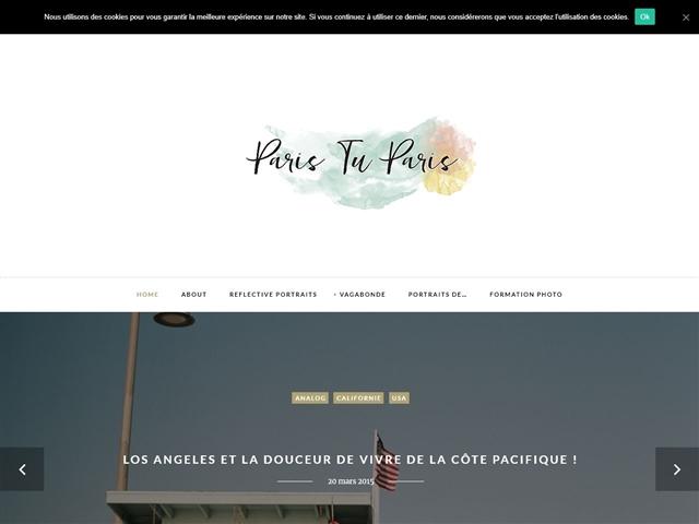 Paris tu Paris