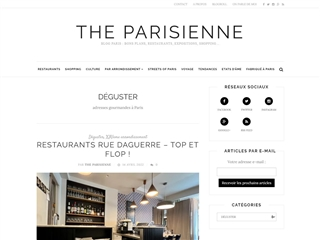 The Parisienne : Déguster