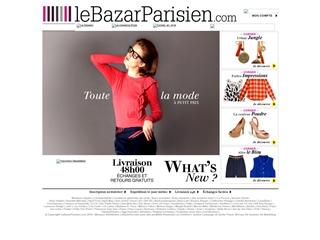 Le Bazar Parisien