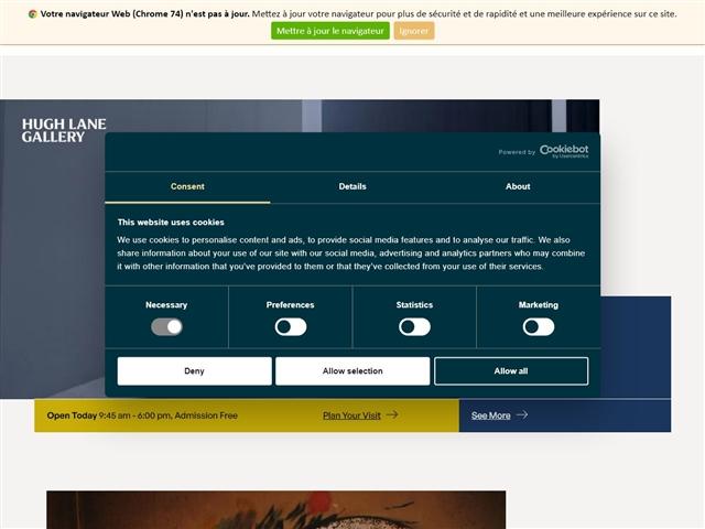 Galerie d'Art moderne Hugh Lane