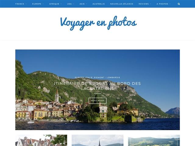 Voyager en photos