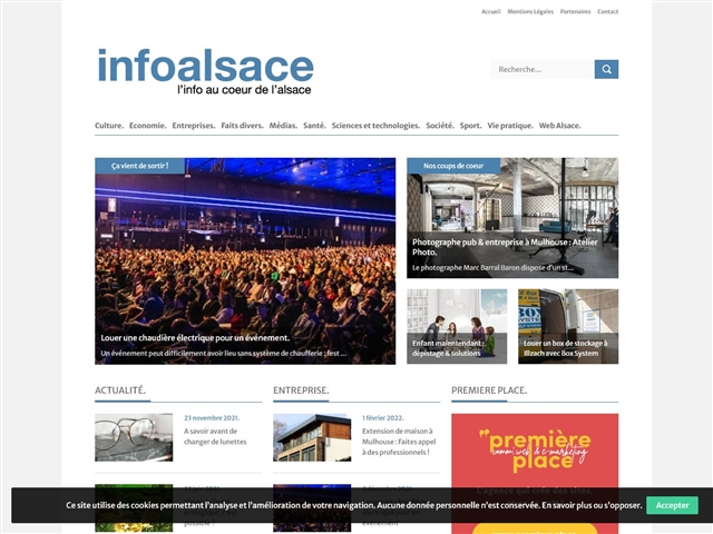 Infos Alsace