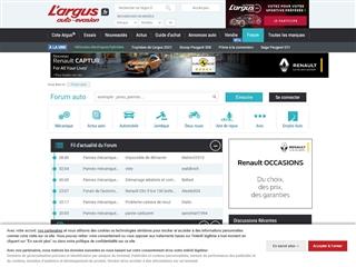 Auto Évasion : Forums