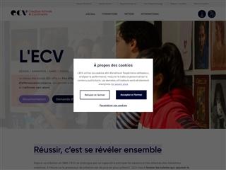 École de Communication Visuelle (ECV)