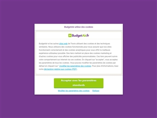 BudgetAir : Blog