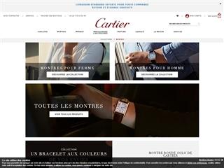 Cartier : Horlogerie