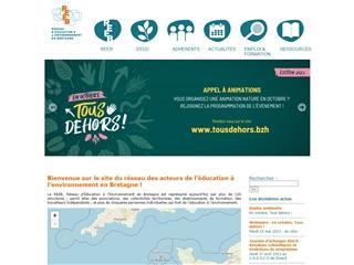 REEB | Réseau d'Education à l'Environnement en Bretagne