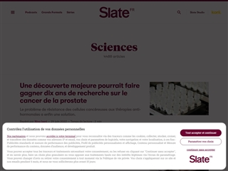 Slate : Sciences