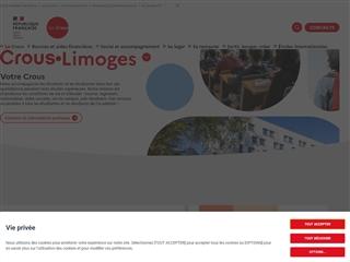 CROUS de Limoges
