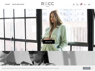 Caroline Receveur - Recc Paris