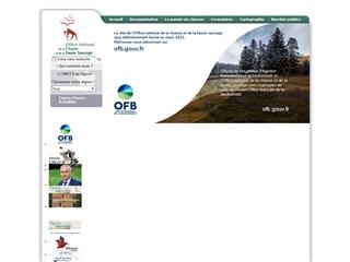 Office national de la Chasse et de la Faune sauvage (ONCFS)