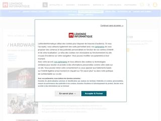 Le Monde Informatique : Hardware