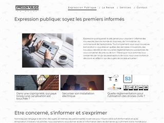 Expression Publique
