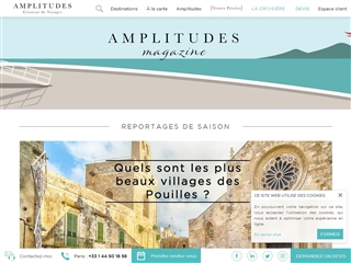 AMPLITUDES : le Blog