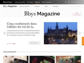 Barnebys : Blog