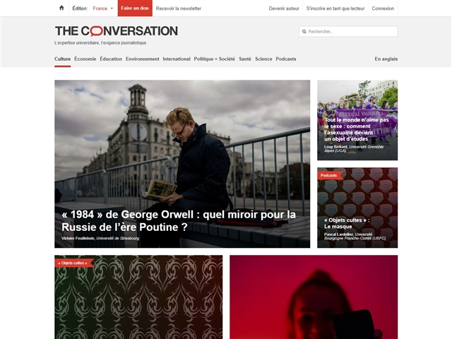 The Conversation : Arts et Culture