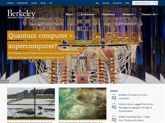 Université de Californie (Berkeley)
