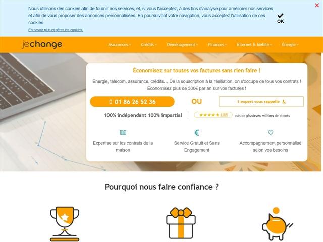 Je Change