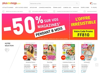 PlusDeMags : Marie Claire Idées