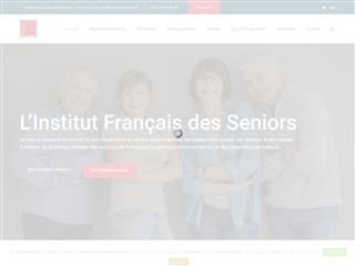 Institut Français des Seniors