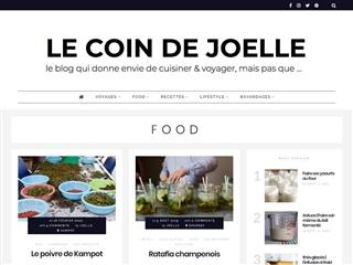 Voyages, Cuisine & Métissage : Food