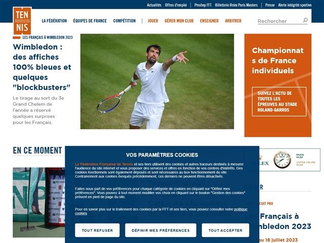 Fédération Française de Tennis (FFT)