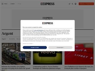 Votre Argent - L'Express