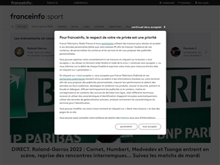 FranceTV Info : Sports