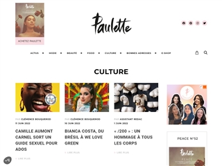 Paulette : Culture