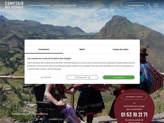 Comptoir des voyages : Handicap