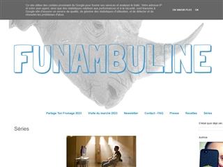 Funambuline : Séries