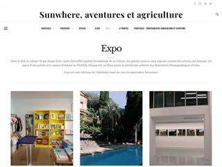 Sunwhere : Expos