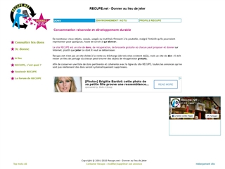 Recupe.net
