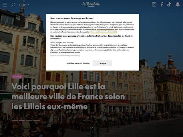 Le Bonbon : Lille