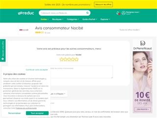 Ma-reduc.com : Nocibé