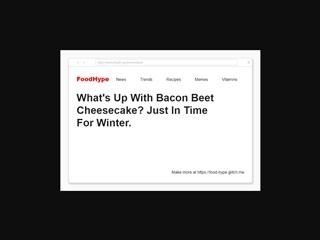 Paulette : Food