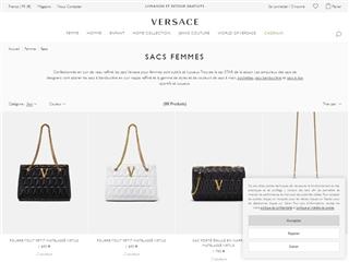 Versace : Sacs