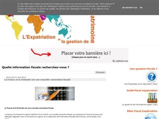L'Expatriation et la Gestion de Patrimoine