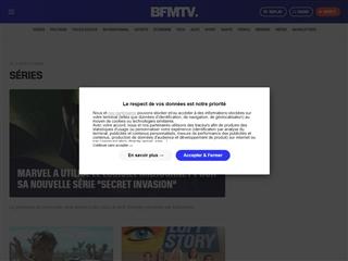 BFM TV : Séries