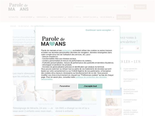 Parole de Mamans : Ma Vie de Couple