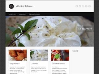Le Blog de la Cuisine italienne