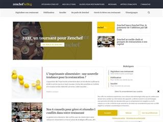 ZenChef : Blog