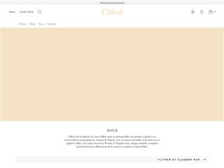 Chloé : Maroquinerie et accessoires
