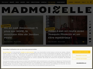 MadmoiZelle : Cinéma