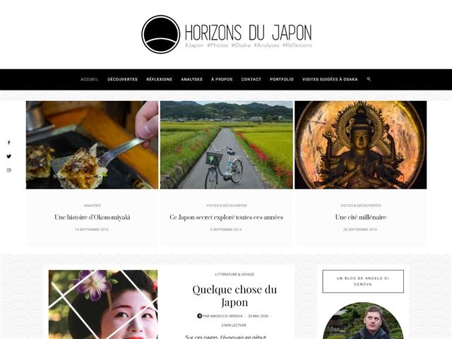 Horizons du Japon