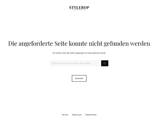 Stylebop : Versace