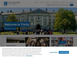 Université de Dublin - Trinity College