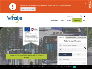 Poitiers : STP - Vitalis